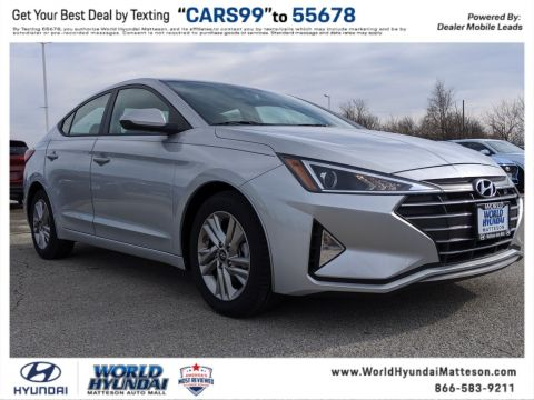 New 2020 Hyundai Elantra Value Edition FWD Sedan