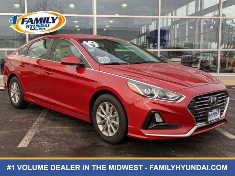 Certified Pre-Owned 2019 Hyundai Sonata SE FWD 4D Sedan