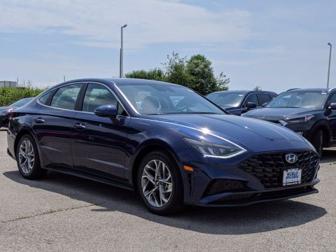 New 2020 Hyundai Sonata SEL FWD Sedan
