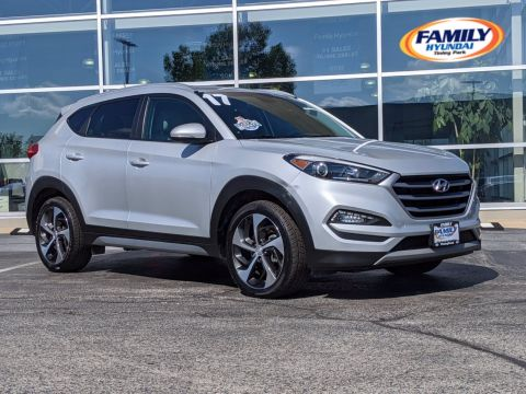 Pre-Owned 2017 Hyundai Tucson Sport FWD 4D Sport Utility