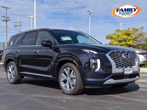 New 2021 Hyundai Palisade Limited AWD 4D Sport Utility